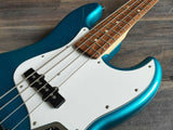 1999 Fender Japan JB-STD MIJ Jazz Bass Standard (Lake Placid Blue)