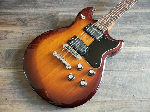 1980 Yamaha Japan SF500 Super Flighter Dual Humbucker MIJ (Brown Sunburst)