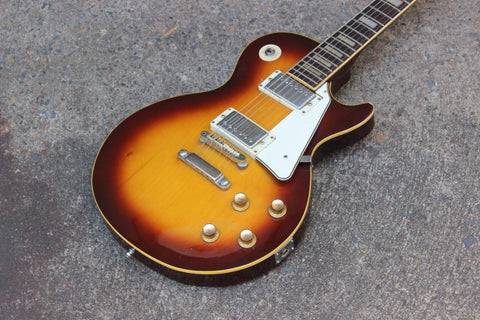 1970's Morris Les Paul Standard - Made in Japan