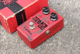 1970's Guyatone PS-102 Zoom Box Distortion MIJ Japan Vintage Effects Pedal w/Box