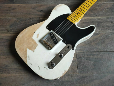 Esquire Partsocaster Electric Guitar (With Fender Decal)
