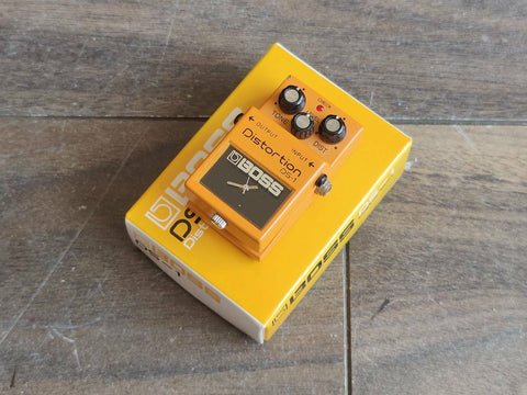 Boss Pedals DS-1 Distortion Promotional Portable Clock