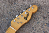 1974 Greco Japan TE-350 Telecaster Electric Guitar (Blonde)