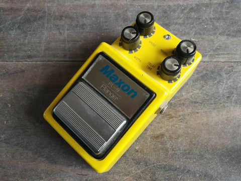 Maxon FL-9 Flanger Japan Effects Pedal