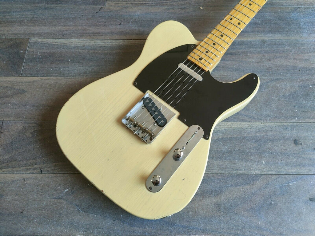 1981 Tokai Japan TE-50 Breezysound Telecaster (Blonde)