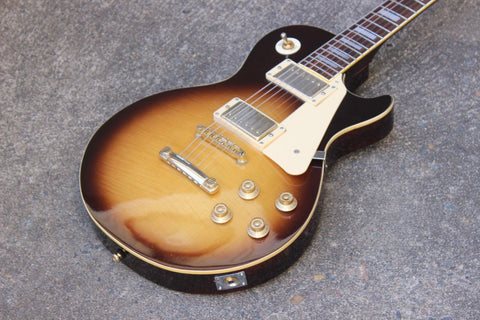 "1973 ""Greco"" Japan Les Paul Electric Guitar (Brown Sunburst)"