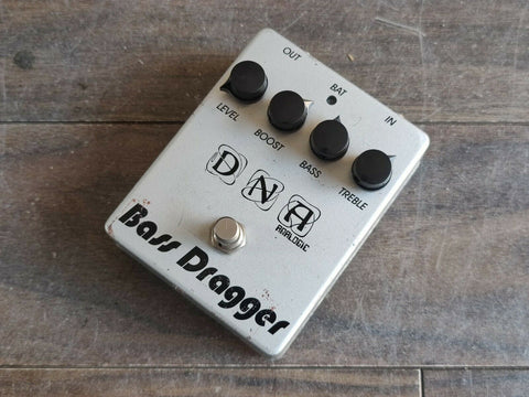 DNA Analogic Bass Dragger Boutique Bass Overdrive