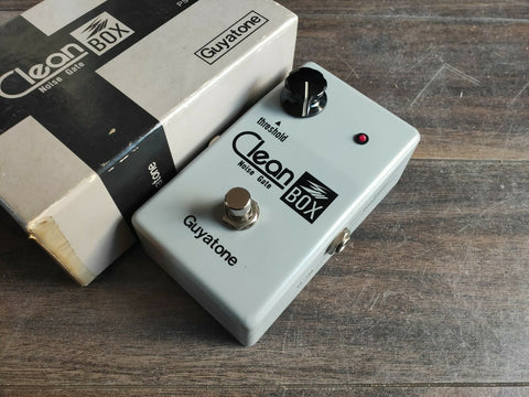 1980's Guyatone PS-108 Clean Box Noise Gate Vintage Effects Pedal w/Box