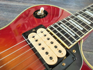 1970's Maya Les Paul Custom (Cherry Sunburst) - Made in Japan