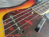 1974 Elk Japan (Matsumoku) Jazz Bass (Sunburst)