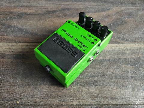 Boss PH-3 Phaser Effects Pedal
