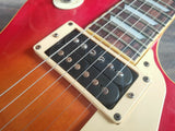1977 Aria Pro II Japan LS-600CH Les Paul Standard (Cherry Sunburst)