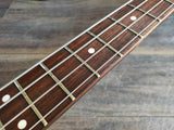 1990 Fernandes PJ-50 Bass Guitar (Black)