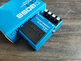 1989 Boss CS-3 Compression Sustainer Effects Pedal w/Box