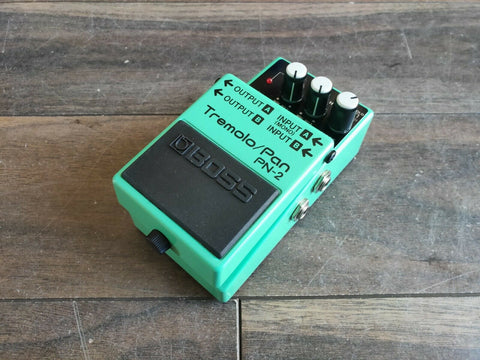 Boss PN-2 Tremolo/Pan Vintage Rare Effects Pedal