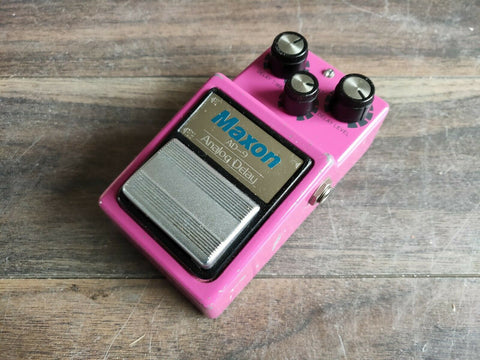1983 Maxon AD-9 Analog Delay MIJ Japan Effects Pedal