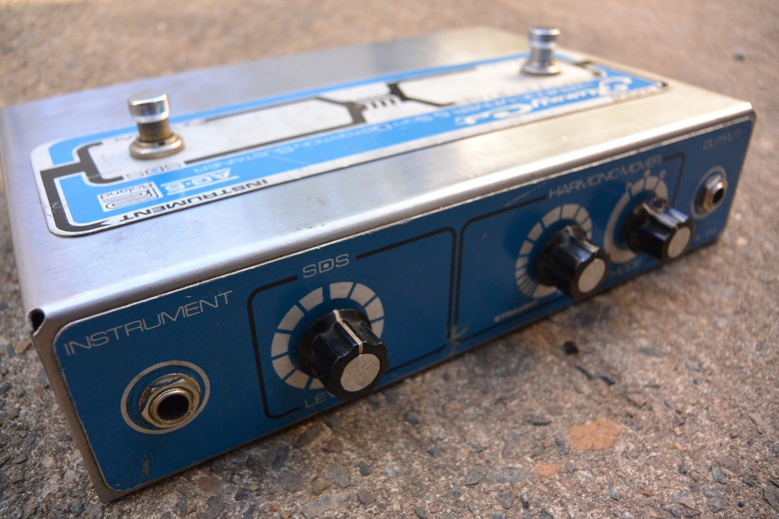 1970's Roland AG-5 Funny Cat Harmonic Mover/Distortion Vintage Effects Pedal