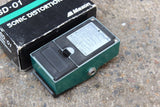 1980s Maxon SD-01 Sonic Distortion MIJ Japan Effects Pedal w/Box