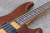 1982 Ibanez Musician MC824DS Neck Through Bass Guitar MIJ Japan w/Gigbag