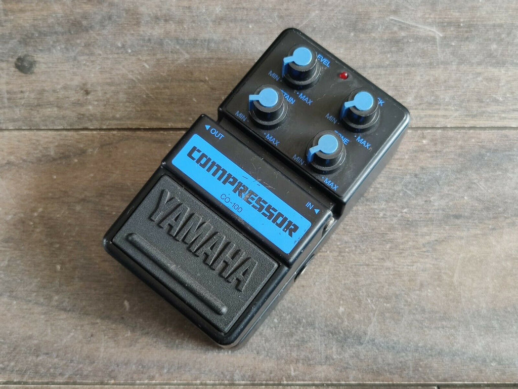 Yamaha CO-100 Compressor Effects Pedal