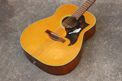 1970's Suzuki F-100 Vintage Dove Acoustic Guitar - Made in Japan