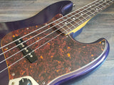 2006 Fender Japan JB62 '62 Reissue Jazz Bass (Metallic Purple)