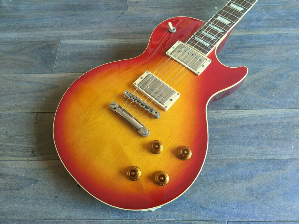 2014 Cool Z (Fujigen) ZLS-1 Plaintop Les Paul (Made in Japan)