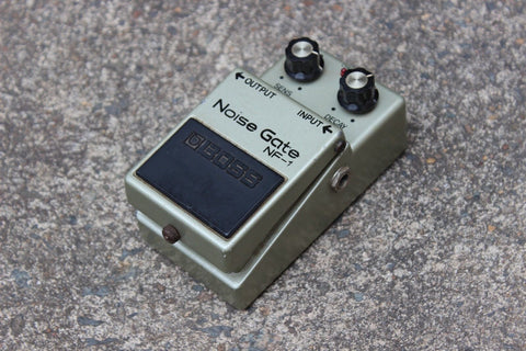 1979 Boss NF-1 Noise Gate Vintage MIJ Japan Effects Pedal