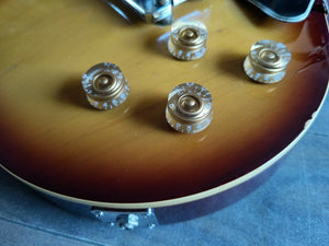 1977 Burny FLG-70 Les Paul Standard (Made in Japan) w/Kahler