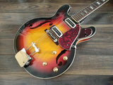 1960's Aria Diamond 1202T Hollowbody (Made in Japan)