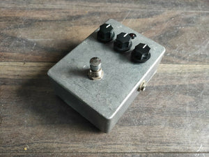 Boot-Leg Deep Box Bass Boost Enhancer Effects Pedal (Made in Japan)