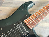 1984 Squier Japan ST-502 JV Series HH Contemporary Stratocaster (Black)
