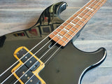 1985 Yamaha Japan BB-X Broad Bass PJ MIJ (Black)