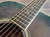1996 Tokai Cats Eyes CE35BKS Vintage Acoustic Guitar (Made in Japan)