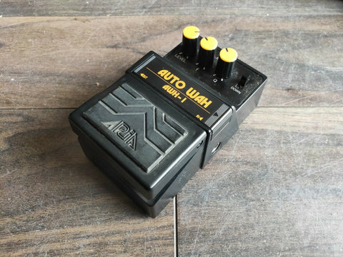 Vintage Aria AWH-1 Autowah Effects Pedal