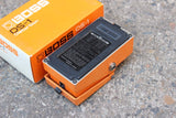1987 Boss DS-1 Distortion MIJ Japan Vintage Effects Pedal w/Box