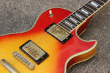 1977 Greco EG-500C Vintage Les Paul Custom Sunburst MIJ (Made in Japan)