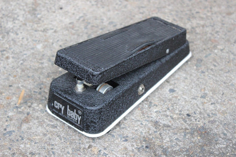 1970's Jen Crybaby Super (Made in Italy) Vintage Wah Pedal