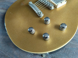 1997 Greco LG-70 Eclipse Style Les Paul Goldtop (Made in Japan)