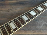 1970's Tomson Japan Les Paul Custom Electric Guitar MIJ (Ebony)