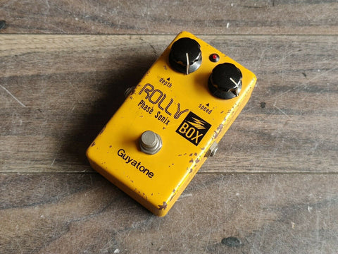 1970's Guyatone PS-101 Rolly Box Phaser MIJ Japan Vintage Effects Pedal