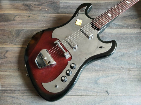 1960's Teisco Style Quirky Turkey from the Depths of Japan
