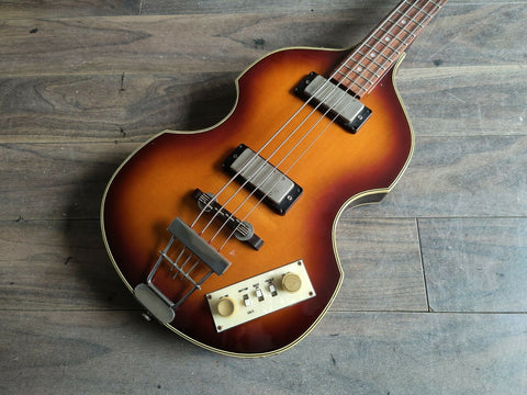 1988 Greco VB-65 Violin Beatle Bass (Made in Japan)