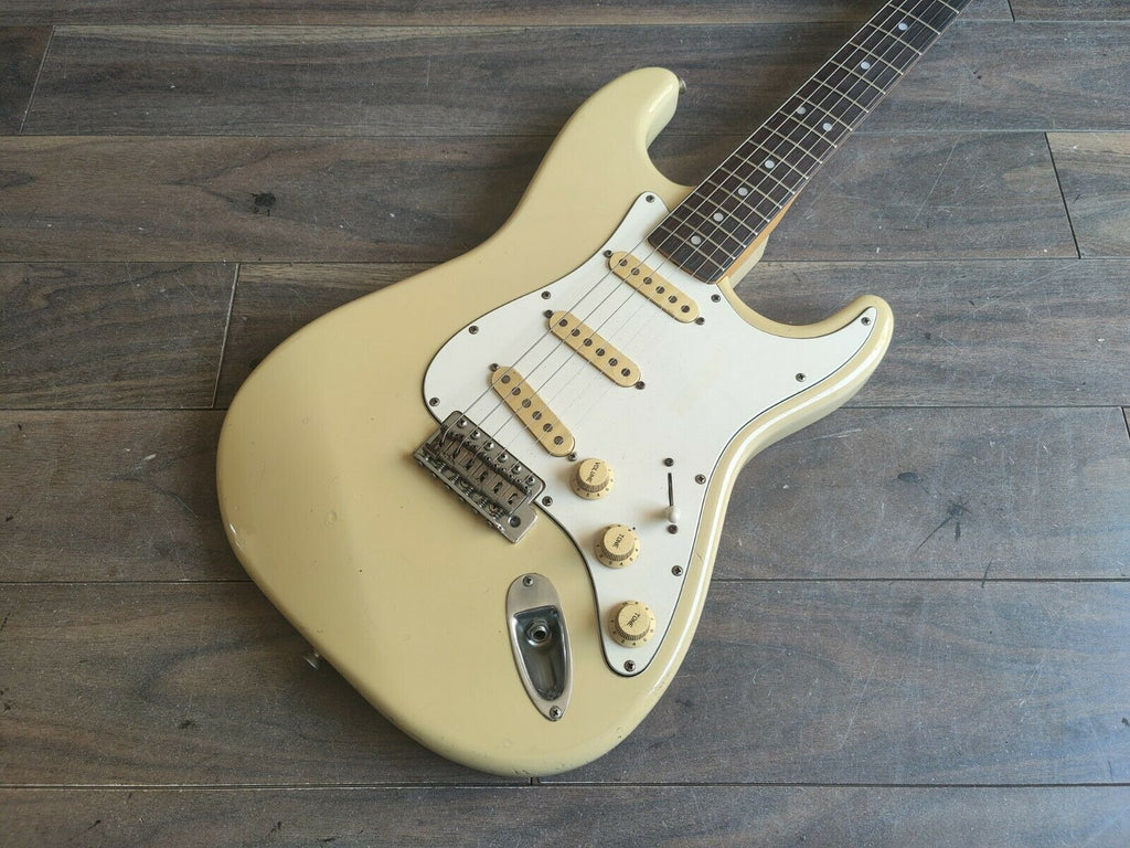 1987 Tokai Japan TST-40 Goldstar Sound Stratocaster (Olympic White)