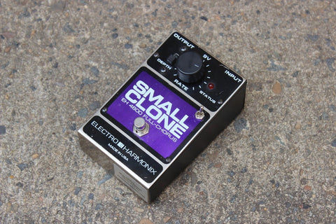 Mojo Mods Electro-Harmonix EHX Modified Small Clone Chorus