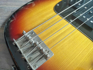 1978 Fernandes Japan FPB-50 MIJ Precision Bass (Sunburst)