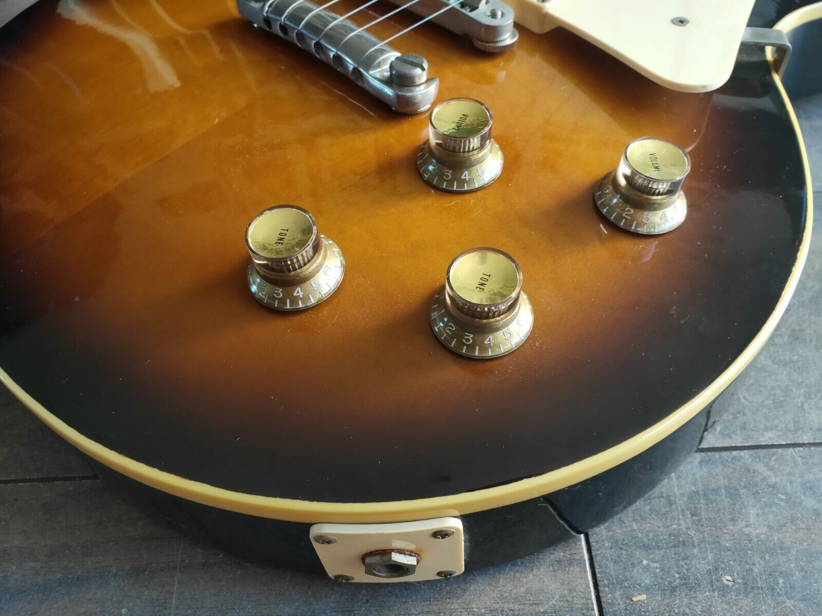 1979 Greco EG-450 Vintage Les Paul Standard (Made in Japan) Brown Sunburst