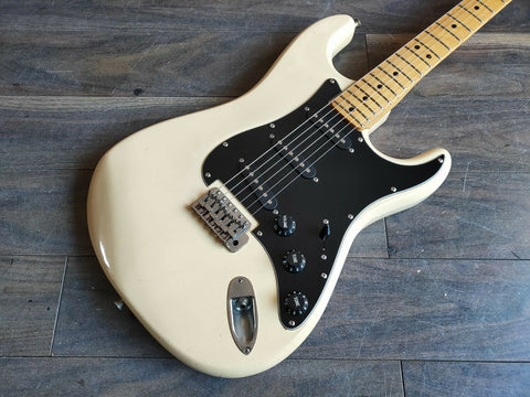 1970's Fresher Straighter Stratocaster White (Made in Japan)