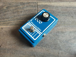 DOD Phasor/201 USA Vintage Phaser Effects Pedal