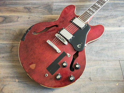 Early 1970's Epiphone Japan Riviera Semi Hollow (Matsumoku)
